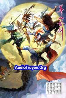 Audio Võ Lâm Ngũ Bá Full ( Kim Dung )