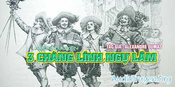 Ba Nguoi Linh Ngu Lam