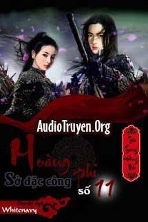 Truyện Audio Hoàng Phi Sở Đặc